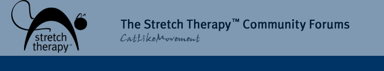 Stretch Therapy Forums